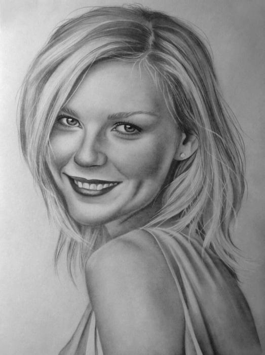 Kirsten Dunst by whitelily